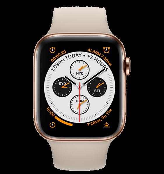 Ремонт Apple Watch 4 в Москве
