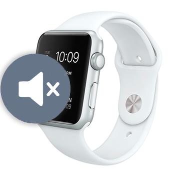 Замена динамика Apple Watch Москва