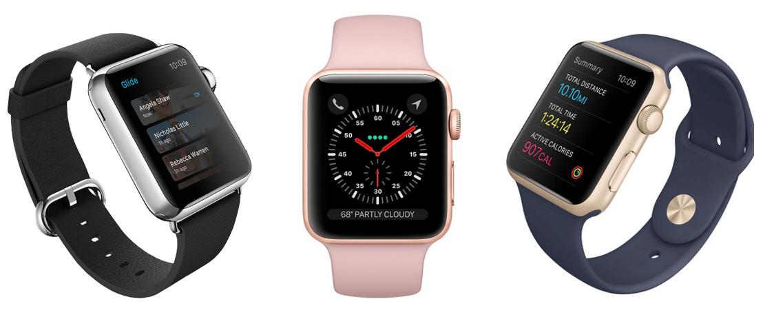 Ремонт Apple Watch Series 2