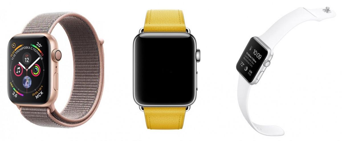 Ремонт Apple Watch Москва