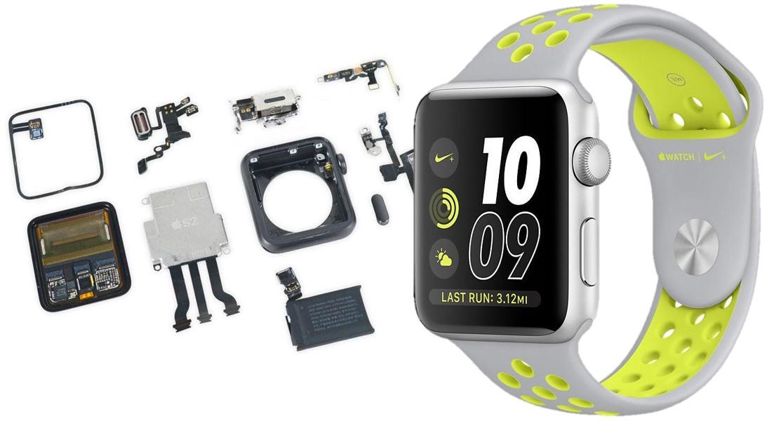 перепрошивка Apple Watch Demo