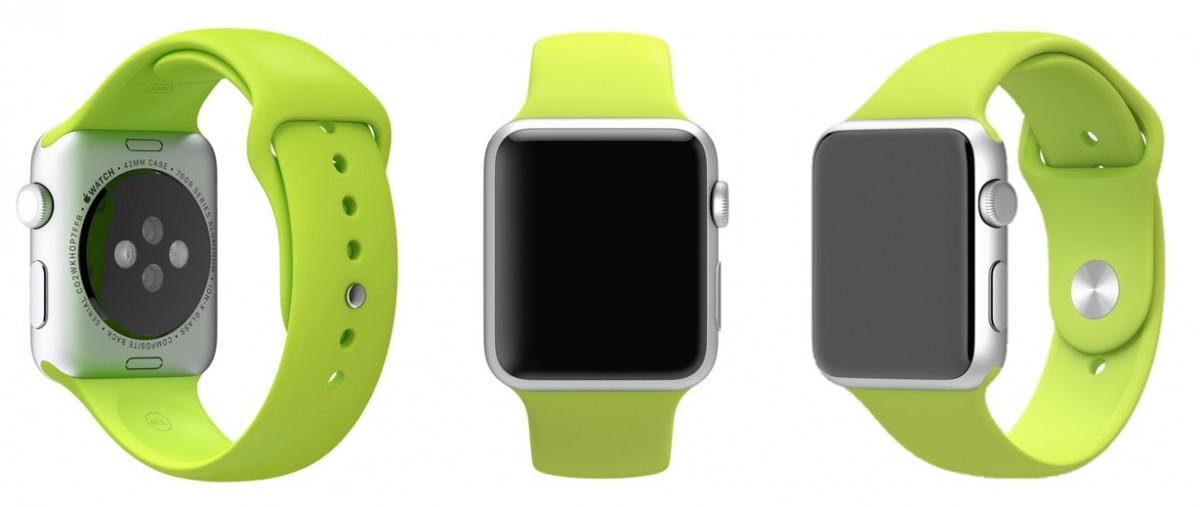 Ремонт Apple Watch Sport в Москве