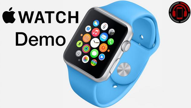 разблокировка apple watch demo